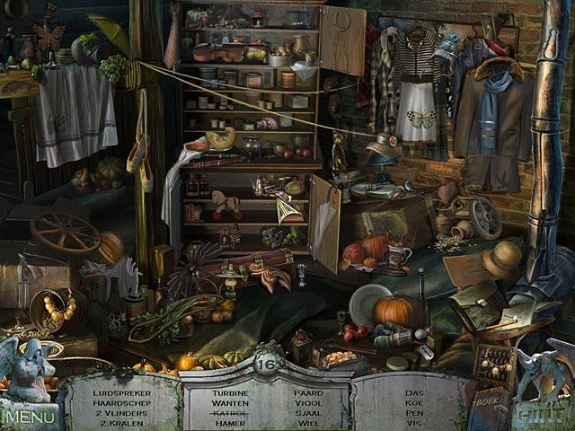 Spel Screenshot 1 Redemption Cemetery: Vloek van de Raaf