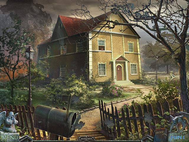 Spel Screenshot 2 Redemption Cemetery: Vloek van de Raaf