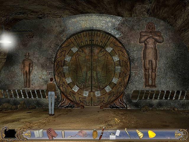 Spel Screenshot 1 Reis naar het Middelpunt van de Aarde