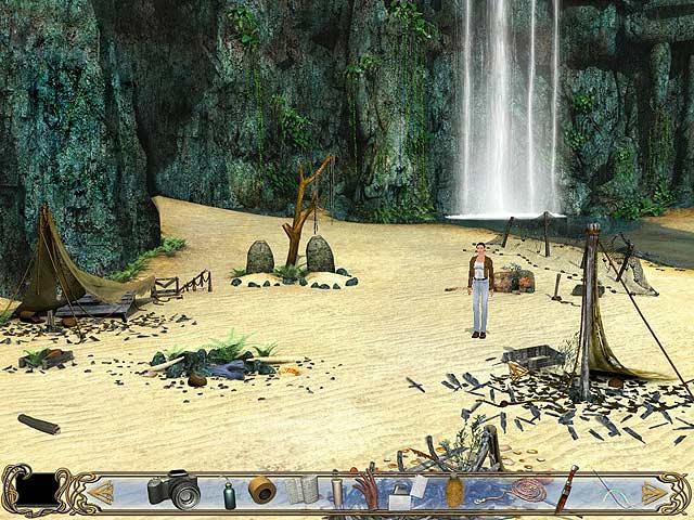 Spel Screenshot 2 Reis naar het Middelpunt van de Aarde