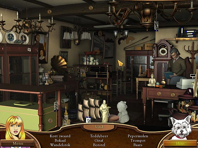 Spel Screenshot 3 Relics of Fate: Een Penny Macey Mysterie