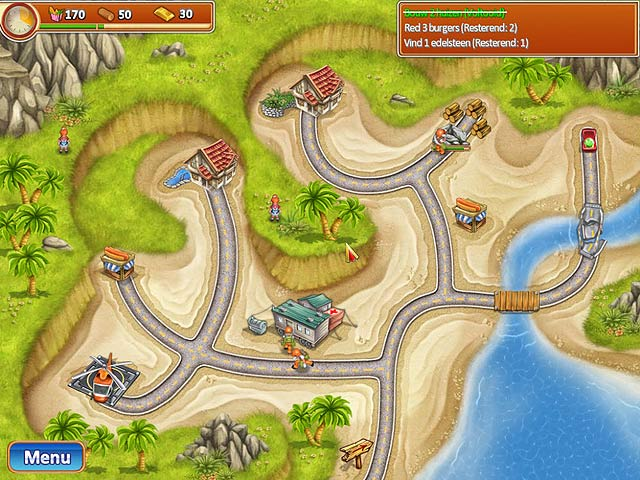 Spel Screenshot 1 Rescue Team