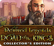 Feature Screenshot Spel Revived Legends: Road of the Kings Collector's Edition