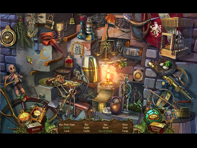 Spel Screenshot 1 Revived Legends: Road of the Kings Collector's Edition