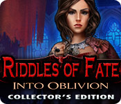 Feature Screenshot Spel Riddles of Fate: Into Oblivion Collector's Edition