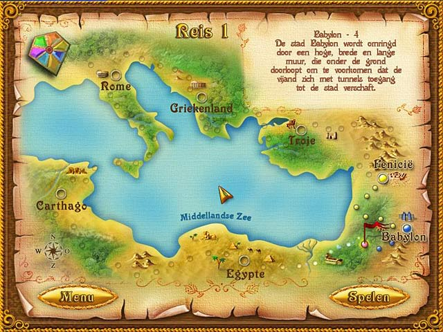 Spel Screenshot 3 The Rise of Atlantis