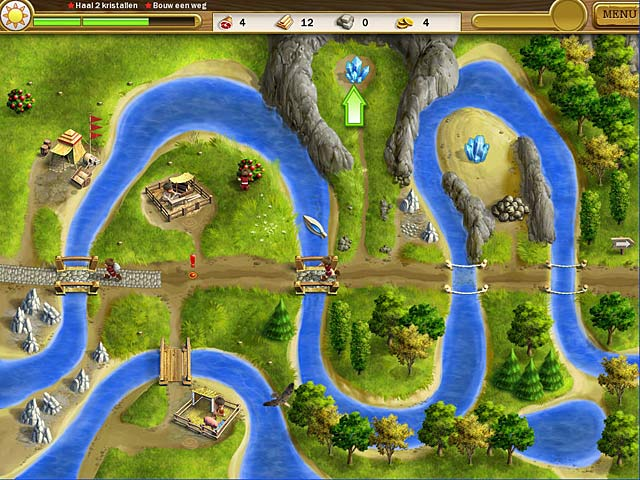 Spel Screenshot 2 Roads of Rome