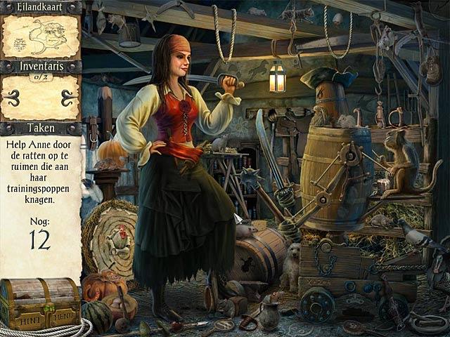 Spel Screenshot 3 Robinson Crusoe en de Vervloekte Piraten