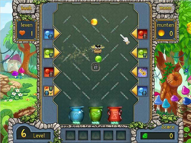 Spel Screenshot 1 Rolling Spells