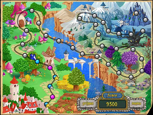 Spel Screenshot 2 Rolling Spells