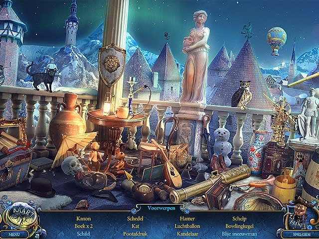 Spel Screenshot 1 Royal Detective: Beeldenstorm Luxe Editie