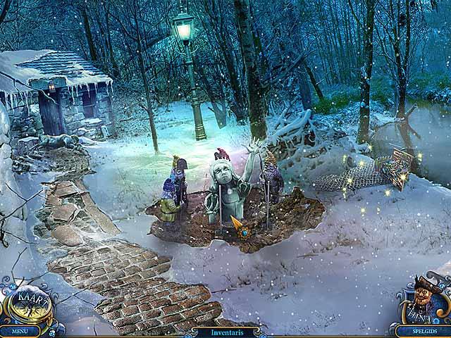 Spel Screenshot 2 Royal Detective: Beeldenstorm Luxe Editie