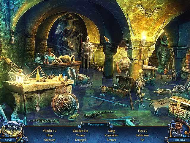 Spel Screenshot 3 Royal Detective: Beeldenstorm Luxe Editie