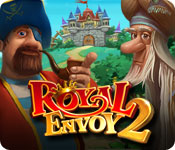 Feature Screenshot Spel Royal Envoy 2