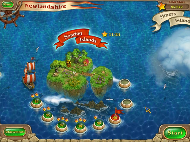 Spel Screenshot 2 Royal Envoy 3 Collector's Edition