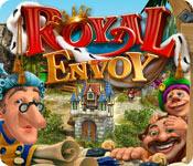 Feature Screenshot Spel Royal Envoy
