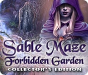 Feature Screenshot Spel Sable Maze: Forbidden Garden Collector's Edition
