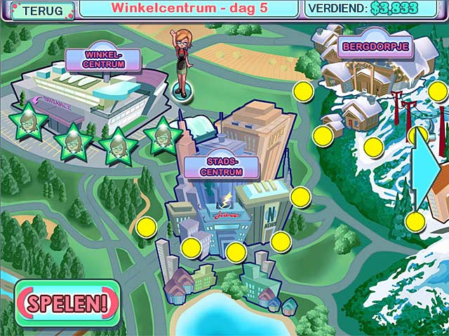 Spel Screenshot 2 Sally's Salon