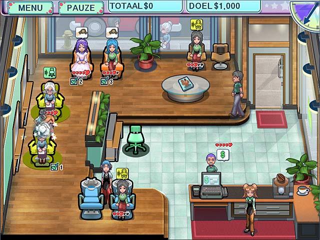 Spel Screenshot 3 Sally's Salon