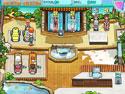 2. Sally's Spa spel screenshot