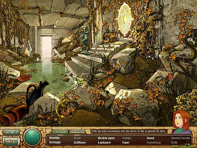 Spel Screenshot 1 Samantha Swift and the Hidden Roses of Athena