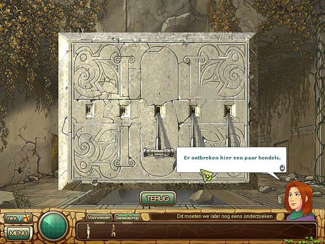 Spel Screenshot 2 Samantha Swift and the Hidden Roses of Athena
