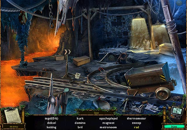 Spel Screenshot 2 Sandra Fleming Chronicles: Crystal Skulls