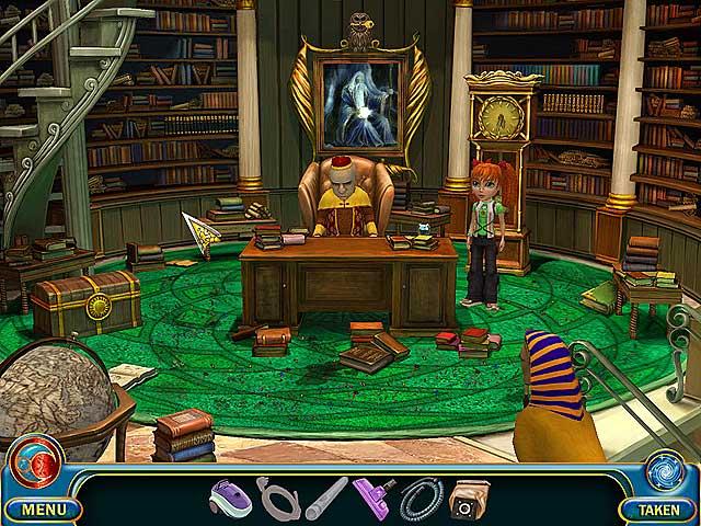 Spel Screenshot 1 Schoolmates: Het Raadsel van de Magische Armband
