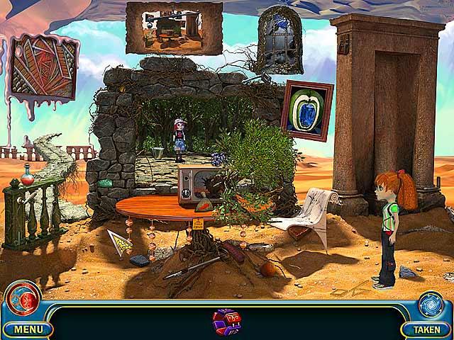 Spel Screenshot 2 Schoolmates: Het Raadsel van de Magische Armband
