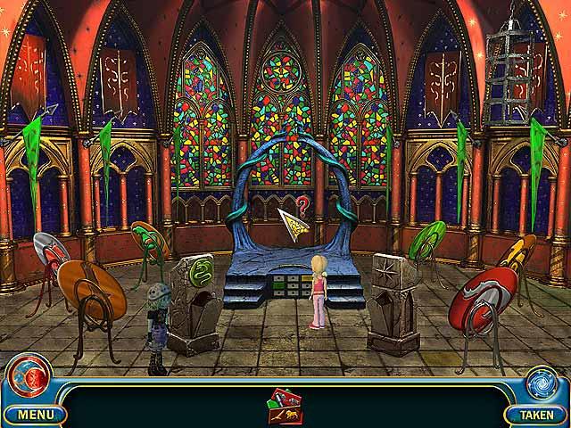 Spel Screenshot 3 Schoolmates: Het Raadsel van de Magische Armband