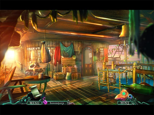 Spel Screenshot 3 Sea of Lies: Burning Coast Collector's Edition