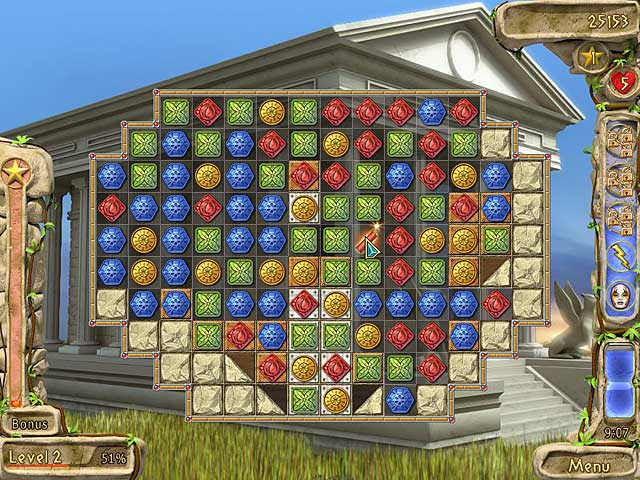 Spel Screenshot 1 Secrets of Olympus