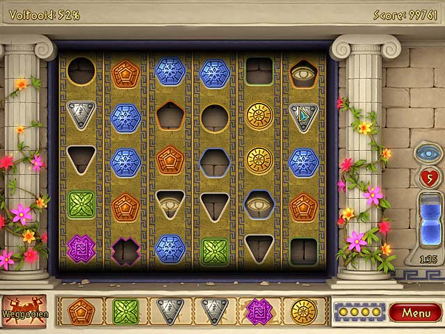 Spel Screenshot 2 Secrets of Olympus