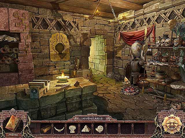 Spel Screenshot 2 Secrets of the Dark: Tempel van de Nacht