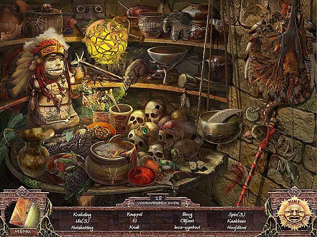 Spel Screenshot 3 Secrets of the Dark: Tempel van de Nacht