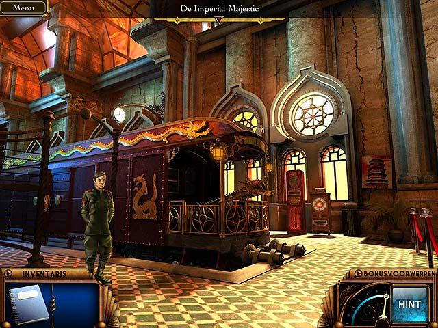 Spel Screenshot 2 Secrets of the Dragon Wheel