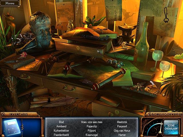 Spel Screenshot 3 Secrets of the Dragon Wheel