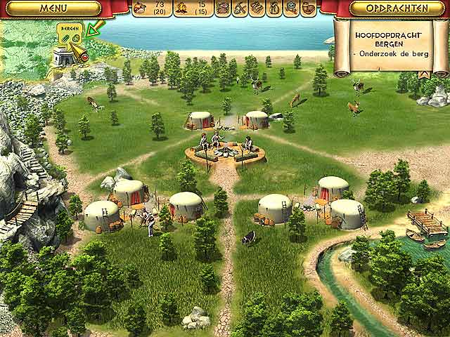 Spel Screenshot 2 Settlement: Colossus