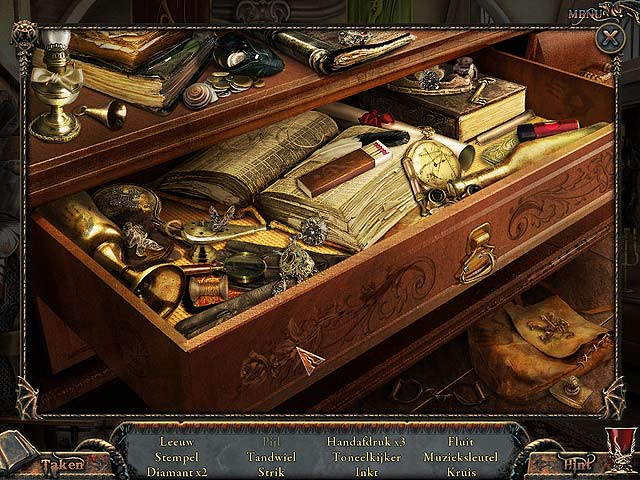 Spel Screenshot 2 Shades of Death: Koninklijk Bloed