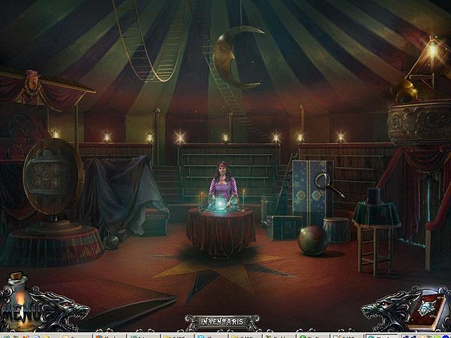 Spel Screenshot 3 Shadow Wolf Mysteries: Vloek van de Volle Maan