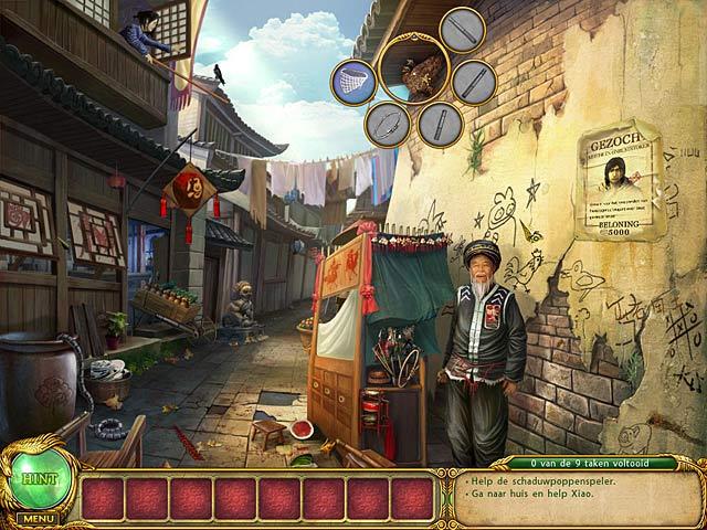 Spel Screenshot 3 Shaolin Mystery: De Jaden Drakenstaf