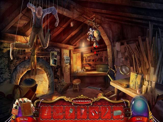 Spel Screenshot 3 Shattered Minds: Encore