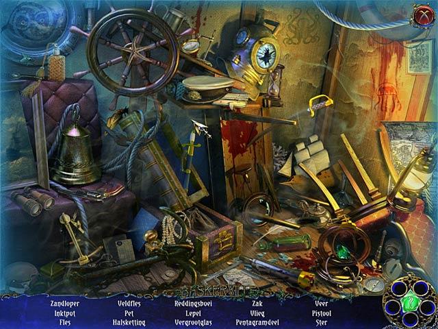 Spel Screenshot 1 Sherlock Holmes: De Hond van de Baskervilles