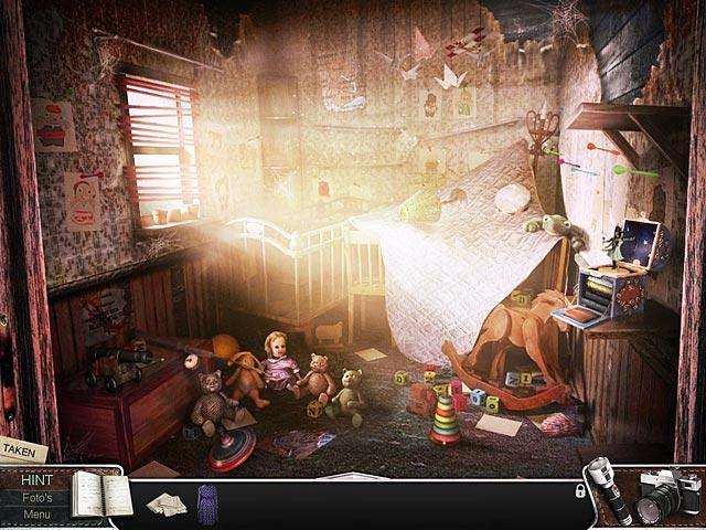 Spel Screenshot 3 Shiver: De Verdwenen Lifter