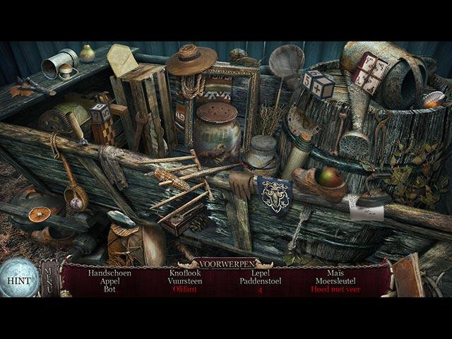 Spel Screenshot 1 Shiver: Het Maanbeschenen Bos