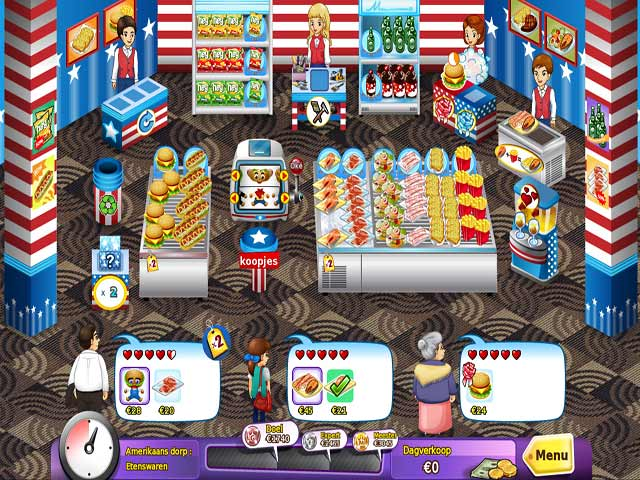 Spel Screenshot 1 Shop-n-Spree: Winkelparadijs