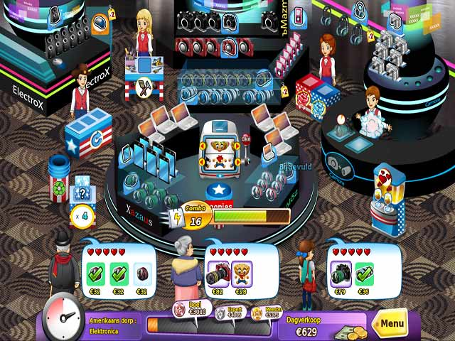 Spel Screenshot 3 Shop-n-Spree: Winkelparadijs