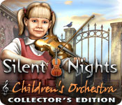 Feature Screenshot Spel Silent Nights: Children's Orchestra Collector's Edition