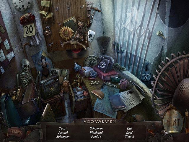Spel Screenshot 3 Silent Scream: De Danseres