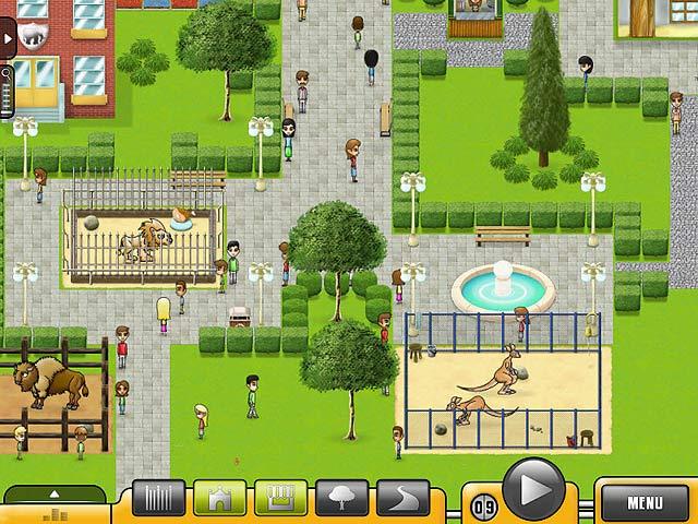 Spel Screenshot 2 Simplz Zoo